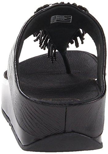 Infradito 001 Donna 336 black Fitflop Nero 7xqfw76
