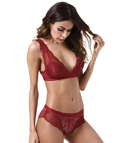 The 8 best lace bralette underwear set