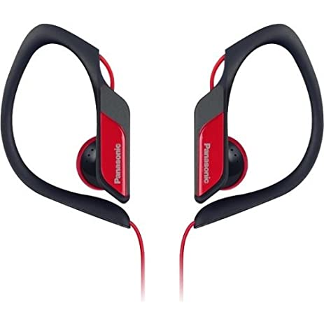 Amazon.com: Panasonic Earphone - Stereo - Red - Mini-phone - Wired ...
