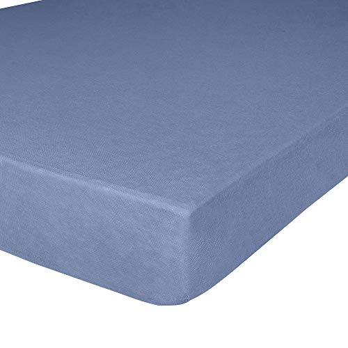 Jersey Knit Twin Size Fitted Bottom Sheets, 39