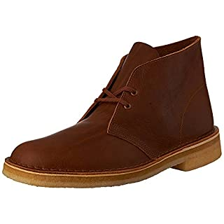 CLARKS Men's Desert Boot Burgundy Tumbled Leather Boot (B01JM4EEP6) | Amazon price tracker / tracking, Amazon price history charts, Amazon price watches, Amazon price drop alerts