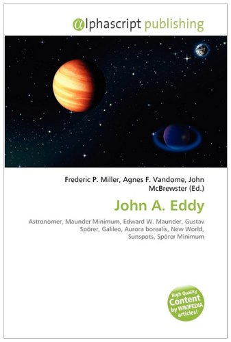 John A. Eddy