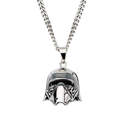 Star Wars VII: The Force Awakens Kylo Ren Stainless Steel...
