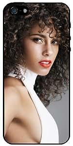 Alicia Keys 3 iPhone 5S - iPhone 5 Case 3vssG