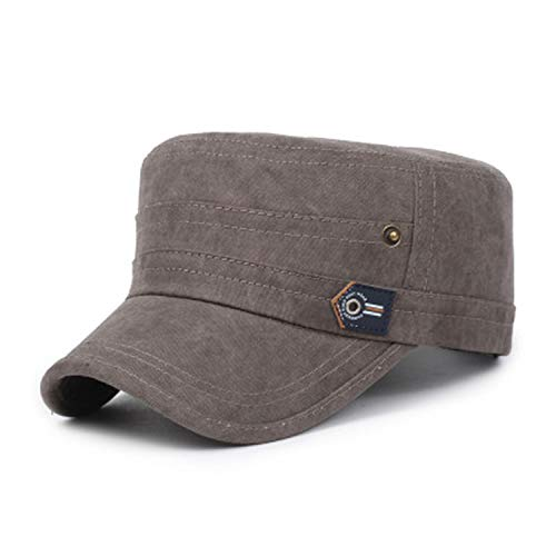2019 Summer New Classic Vintage Unisex Patrol Fatigue Army Cap Fabric Hats Sun Casual Military Adjustable Hat -