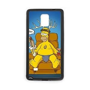 Samsung Galaxy Note 4 Phone Case Homer Simpson's SA82309