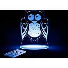 Serra Baby Owl Sleepylight Night Light