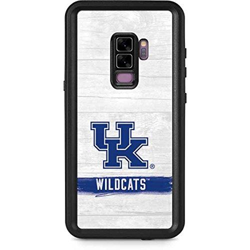 Wood Wildcats (University of Kentucky Galaxy S9 Plus Case - UK Kentucky Wildcats Wood | Schools & Skinit Waterproof Case)