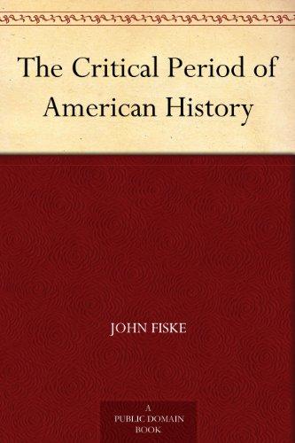 The Critical Period of American
