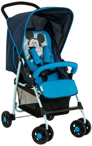 Amazon.com : Hauck Disney Baby Sport Buggy, V-Mickey by hauck Disney ...
