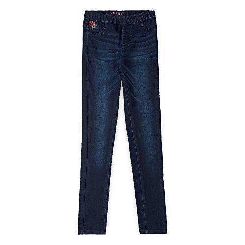 Esprit Kids Denim For Girl, Jeans para Niñas Azul (Medium Wash Denim 463)