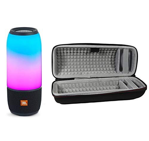 JBL Pulse 3 Wireless Bluetooth IPX7 Waterproof Speaker Bundl