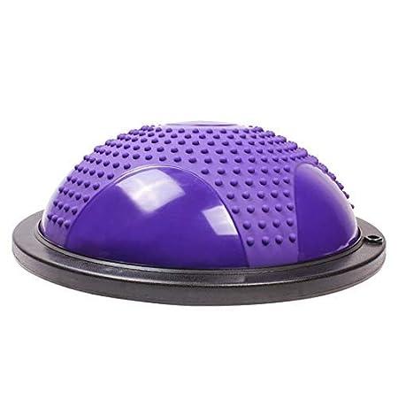 ROLLPLM Balón de Entrenamiento de Equilibrio para Ejercicio, Yoga ...