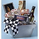 Victory Lap Nascar Race Car Gift Box of Sausage & Snacks