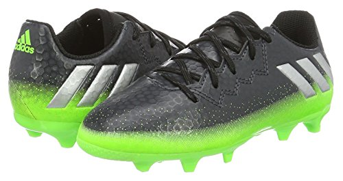 Messi 3 Fg Unisex – Calcio Grigio 16 Bambini Scarpe Adidas Da PdqAcnA
