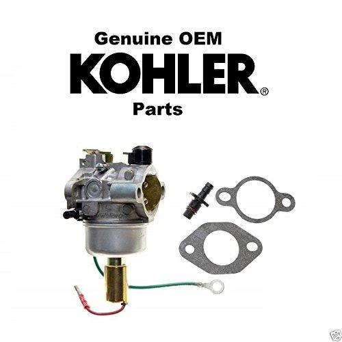 Kohler Genuine 12-853-178-S Carburetor Kit with Gaskets OEM