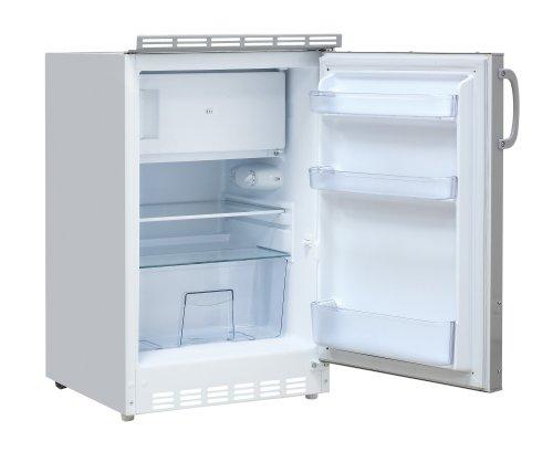 Pantryküche mit kühlschrank  Mebasa MEBAKB15RAK MiniKüche, Küchenblock, Singleküche in Akazie ...