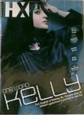 Download HX Magazine KELLY OSBOURNE cover [June 10. 2005] PDF