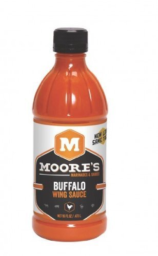 Moore Sauce Wing Buffalo
