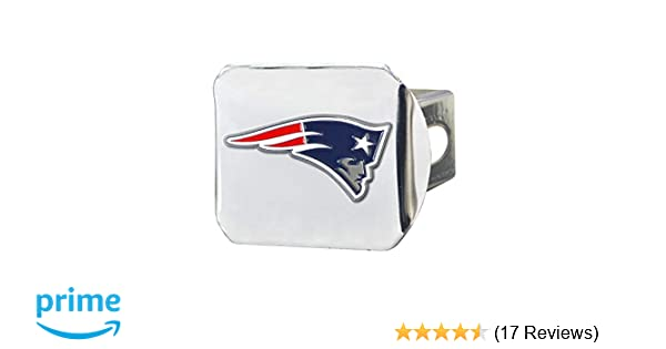 New England Patriots FANMATS 22586 Hitch Cover