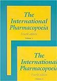 International Pharmacopoeia 2005 2vol. set