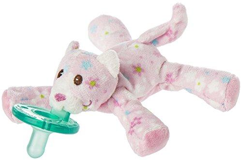 Mary Meyer Wubbanub Little Nuzzles Kitty Pacifier