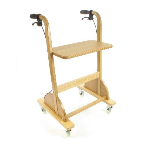 Schulte Holzrollator für die Wohnung