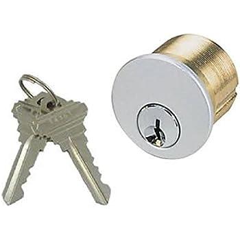Detex 102281 7 Mortise Cylinder By Detex Door Lock