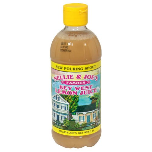 Juice Key West Lemon - -Pack of 12