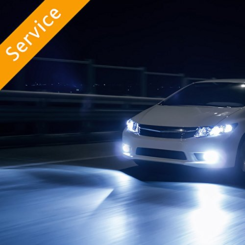 Automotive Headlight Realignment - In Store