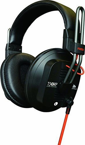 - Fostex T50RP MK3 Professional Studio Headphones, Semi-Open