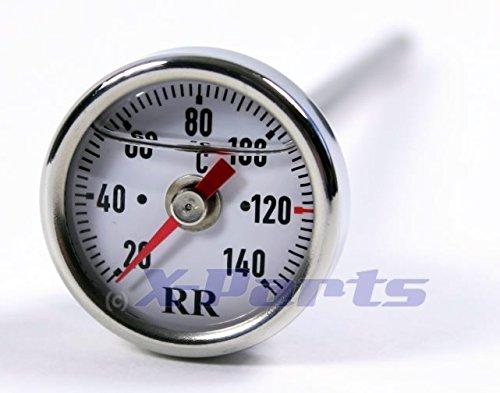 RR Ö ltemperatur Anzeige Ö lthermometer Direktanzeiger Suzuki DR 400 + DR Z 400 X-Parts GmbH Dropship