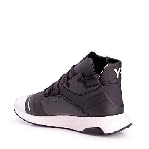 Nero TPU in Mesh 3 Y Kozoko Sneaker e Sconosciuto Bianco Elasticizzato High 7wzvqx