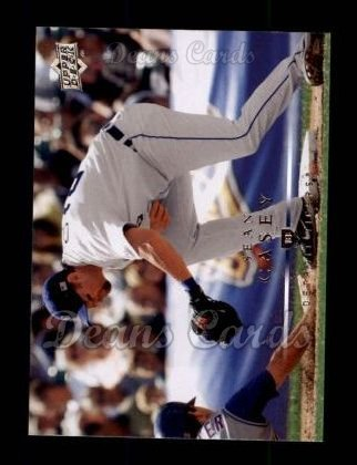 2008 Upper Deck # 267 Sean Casey Detroit Tigers (Baseball Card) Dean's Cards 8 - NM/MT ()