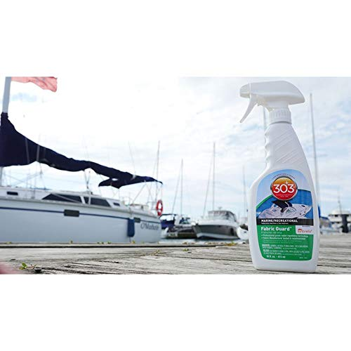 303 128 Oz Btl of Marine Water Repellent & Fabric Stain Protection (3 Pack) by 303 Products (Image #2)