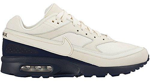 buy cheap geniue stockist Nike Air Max BW Premium Sneaker Actual Collection 2016 Beige/Dark Blue Beige shopping online XRZOPh