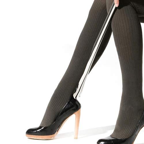 collectsound Durable Poign/ée Professionnel en m/étal Couleur Argent Chausse-Pied Lifter Long Shoespooner