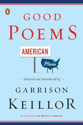 Search : Good Poems, American Places
