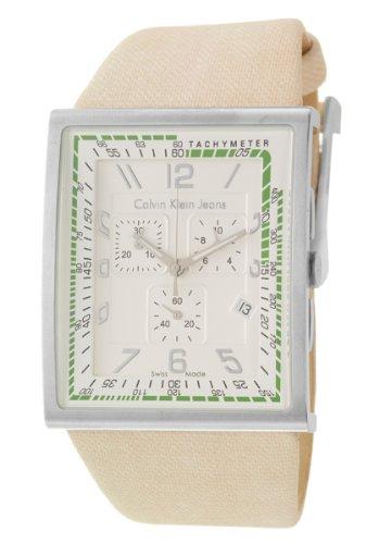 cK Calvin Klein K421712 Men's Boundary Collection Watch