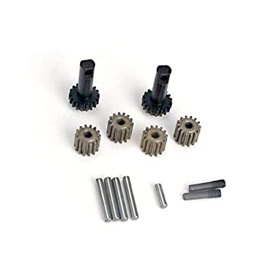 Traxxas 2382 Hardened-Steel Planetary Gears, Pins, and Shafts: Toys & Games