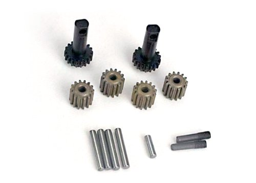 Traxxas 2382 Hardened-Steel Planetary Gears, Pins, and -