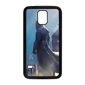Samsung Galaxy S5 Black phone case Assassins Creed Drama Fashion players preferred OKE0507665