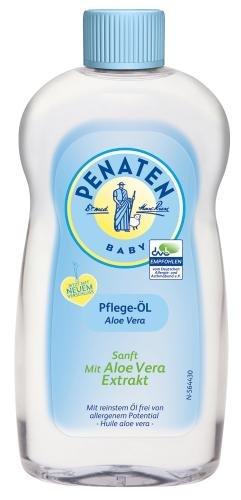 Penaten Baby Pflege-Öl 200 ml, 2er Pack (2 x 200 ml)