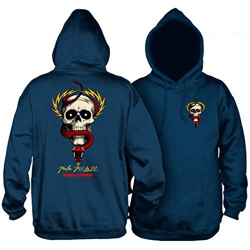 Powell-Peralta Skateboard Hoodie Sweatshirt McGill Navy Size M