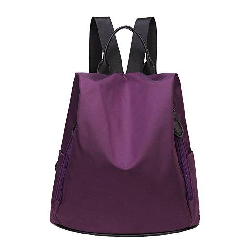 Double Sac Violet Nylon Yebao Simple De Mon Imperméable Loisirs Et Façon vaSwH0a4q