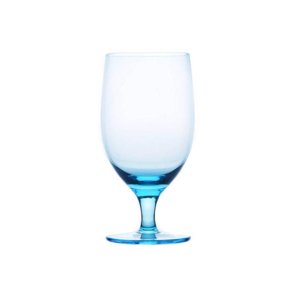 Forum Glass FG-G23-ICEBLUE-024 13-1/2 Ounce Goblet - 24 / CS