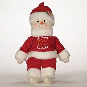 "SC Sports Calgary Flames 22"" Plush Snowman"