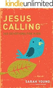 Jesus Calling: 365 Devotions For Kids (Jesus Calling®)