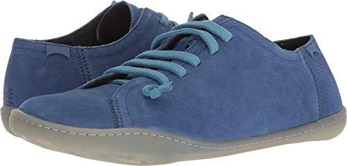 Camper Women's Peu Cami 20848 Sneaker, Blue, 40 M EU (10 US) (Sneakers Camper Womens)