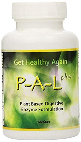 Cheap P-A-L plus Plant Based Digestive Enzyme Formulation, 120 Capsules